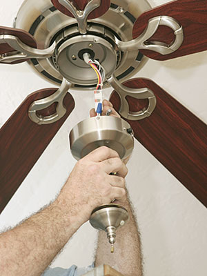 New york city queens and brooklyn ceiling fan installation as well as add beauty and value to your home or business give liu electric llc a call today to set up your consultation on ceiling fan installations aloadofball Gallery